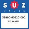 38860-60B20-000 Suzuki Relay assy 3886060B20000, New Genuine OEM Part