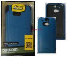 OtterBox Defender Series Case for HTC One M8, Blueprint, 77-39247