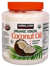 Kirkland Signature Organic Virgin Coconut Oil - 84 fl oz jar