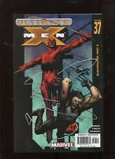 Ultimate X=Men #37 (9.2) Signed By Finch