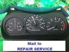 Toyota Camry 97 98 99 00 01 Speedometer & Odo REPAIR SERVICE Instrument Cluster