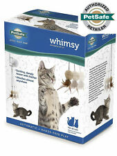 PetSafe Whimsy Automatic Cat Teaser Toy Interactive FroliCat PTY00-15352