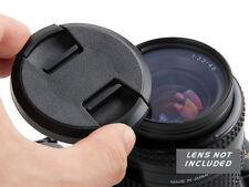 77mm LC-77 High Quality Universal Lens Cap for all DSLR Film SLR Lens UK SELLER!