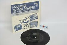 NAMCO GAME MUSIC Flexi Disc Sonosheet Phonograph Record Beep /2968 Japan