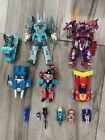 Hasbro Transformers Titans Return Figure Lot. Perceptor, Kup, Hot Rod, & More