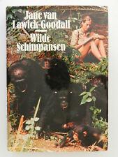 Wilde Schimpansen Jane van Lawick Goodall