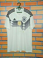 Germany Jersey 2018 2019 Home LARGE Shirt Football Soccer Adidas BR7843