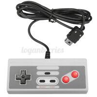Verkabelt Spielcontroller Gamepad Für Nintendo Nes Super Klassisch Bedienelement