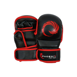 Phoenix Fight Gear - Kids MMA Gloves for Sparring and Training