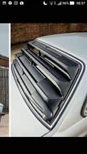 BMW E21  REAR WINDOW LOUVER (FiberGlass)