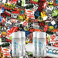 HYDROGRAPHICS KIT HYDRO DIPPING DIY HYDRO DIP WATER TRANSFER PRINT SKATER LL-125