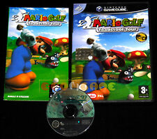 MARIO GOLF TOADSTOOL TOUR GameCube Versione Italiana ••••• COMPLETO