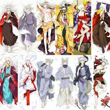 Anime Kamisama Hajimemashita Tomoe Dakimakura Hugging Body Pillow Case  Otaku