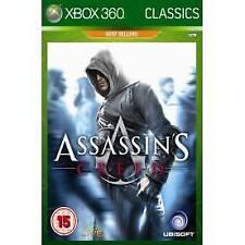 Assassins Creed Game (classics) Xbox 360