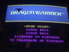 Nintendo Playchoice 10 Dragon Warrior Cart Pc-10