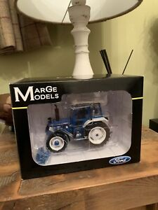 Marge Models 1.32 Scale Ford 7610 Gen 2 4wd