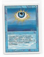 Magic the gathering ~ MTG ~ 1x Thoughtlace ~ Revised ~ M/NM