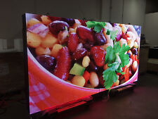 3'x5' 3x5 2-SIDED OUTDOOR FULL COLOR LED PROGRAMMABLE EMC SIGN UHD 10P 10mm NEW!