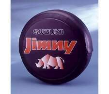 Suzuki Jimny Soft Spare Wheel Cover - Red Logo S99006-83502-000