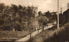Keynsham. Station Footbridge # 7694 by Gray, Post Office, Keynsham.