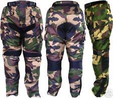 Pantalone Cordura JF-Pelle Black/Green-Mimetic-3132
