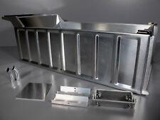 New Aluminum Dump Bed Conversion Kit Tamiya 1/14 R/C King Grand Hauler Aeromax