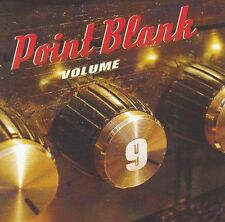 CD POINT BLANK - Volume Vol 9 (new studio album 2014) Southern Blues Rock