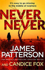 James Patterson Paperback Fiction Books