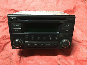 ✅ Nissan Qashqai NV200 Stereo Radio CD Player Bluetooth with CODE 28185-BH30D ✅