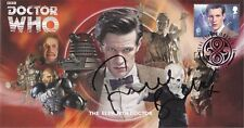 2013 The 11th Doctor Who Official First Day Stamp Cover Signed Frances Barber