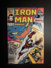 Iron Man Annual #8 (1986) FN/VF