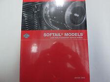 2008 Harley Davidson SOFTAIL SOFT TAILS MODELS Service Shop Repair Manual NEW