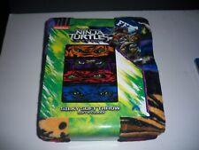 Nickelodeon teenage Mutant Ninja Turtles Out Of The Shadows Silky Soft Throw