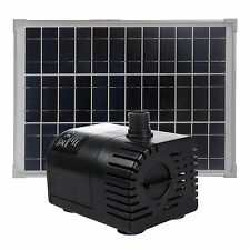 Aquapro AP1360SP SOLAR PUMP & PANEL KIT 1360L/HR with Adjustable Flow Controller