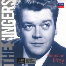 Hermann Prey : The Singers ROSSINI SCHUBERT MOZART / DECCA RECORDS CD OVP