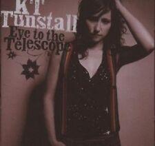 "KT TUNSTALL ""EYE TO THE TELESCOPE"" CD NEUWARE"