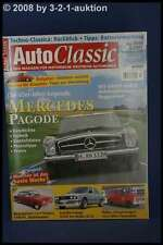 Auto Classic 3/07 DB Pagode Ford 17M P3 BMW 5er