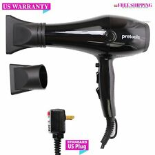 Pebco Protools Ultra light Tourmaline Professional Hair Dryer. 3 Heat Settings