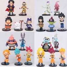 20pcs Dragon Ball Z Super Son Goku Frieza Action Figure toys collection