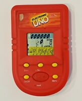 Electronic Uno Handheld Game - Tested