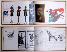 1970 Israel ART ALBUM Sculpture YIGAL TUMARKIN Jewish JUDAICA Book DRESDEN