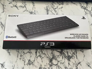 Sony Wireless Keyboard (PS3) Bluetooth- New Boxed
