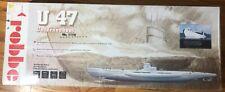 Robbe U 47 Unterseeboot 1/40 Nib Model Kit 'Sullys Hobbies'
