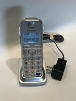 Panasonic KX-TGEA20S DECT 6.0 Handset & Base PNLC1050YA TGE210/230/240/260/270