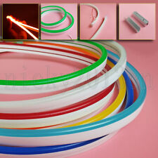 High Bright 12V 2835 LED Flex Neon Tube Strip Light Silica Gel Waterproof Sign