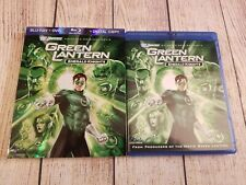 Green Lantern: Emerald Knights (Blu-ray, DVD, 2011) OOP w/ Very Rare Slipcover