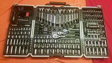 Kobalt 200 piece University Universal Mechanic's Tool Set # 0771580 + Hard Case
