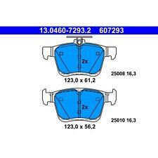 For Audi A3 Quattro Sportback e-Tron VW e-Golf Rear Brake Pad Set ATE 607293