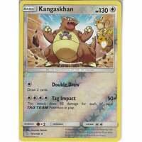 163/236 Kangaskhan | Rare Reverse Holo | Pokemon Trading Card Game Unified Minds