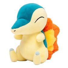 Japan Pokemon San-ei Cyndaquil Rare Soft Plush Toy Doll Gift 19.8CM super soft